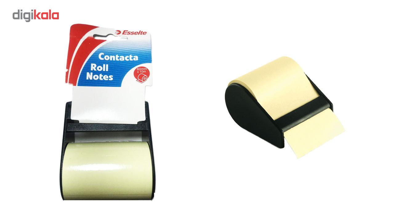 کاغذ یادداشت چسب دار ایسلتی مدل contacta main 1 1