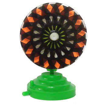چرخ نئون حباب ساز آکواریوم مدل گردون