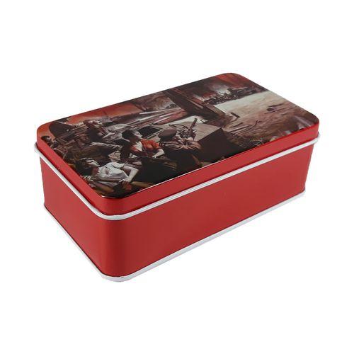 جعبه فلزی مدل War کد 46