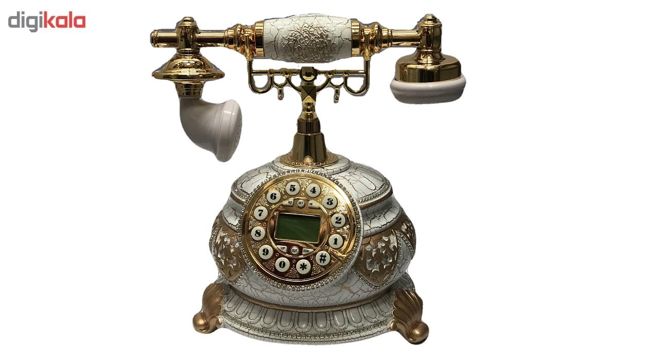 قیمت                      تلفن کلاسیک افق مدل  610A