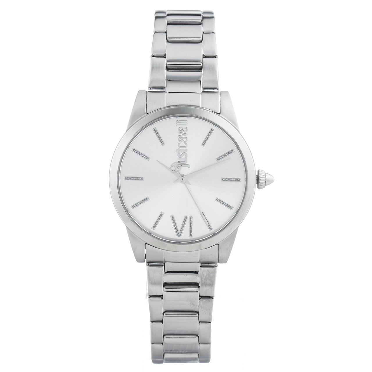 خرید ساعت مچی عقربه ای زنانه جاست کاوالی مدل JC1L010M0065
