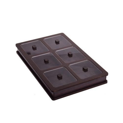 جعبه پذیرایی مدل Six Space