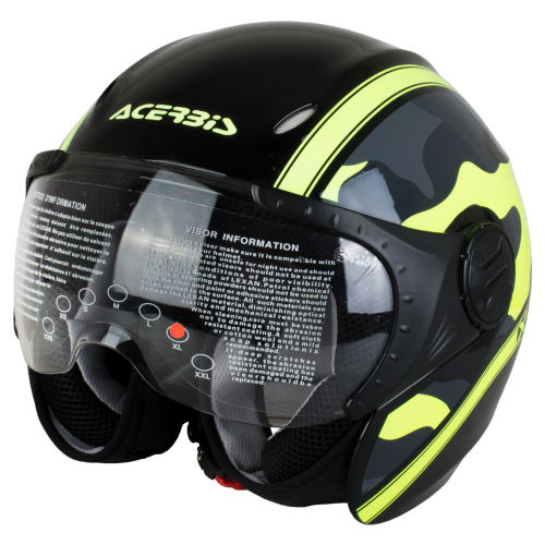 کلاه کاسکت اکربیس مدل X-JET