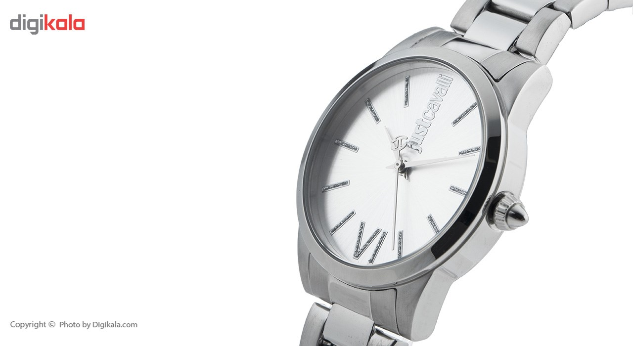 ساعت مچی عقربه ای زنانه جاست کاوالی مدل JC1L010M0065