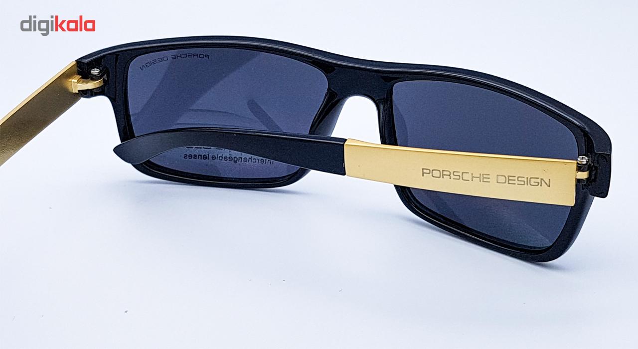 عینک آفتابی پورش دیزاین کد Q810
