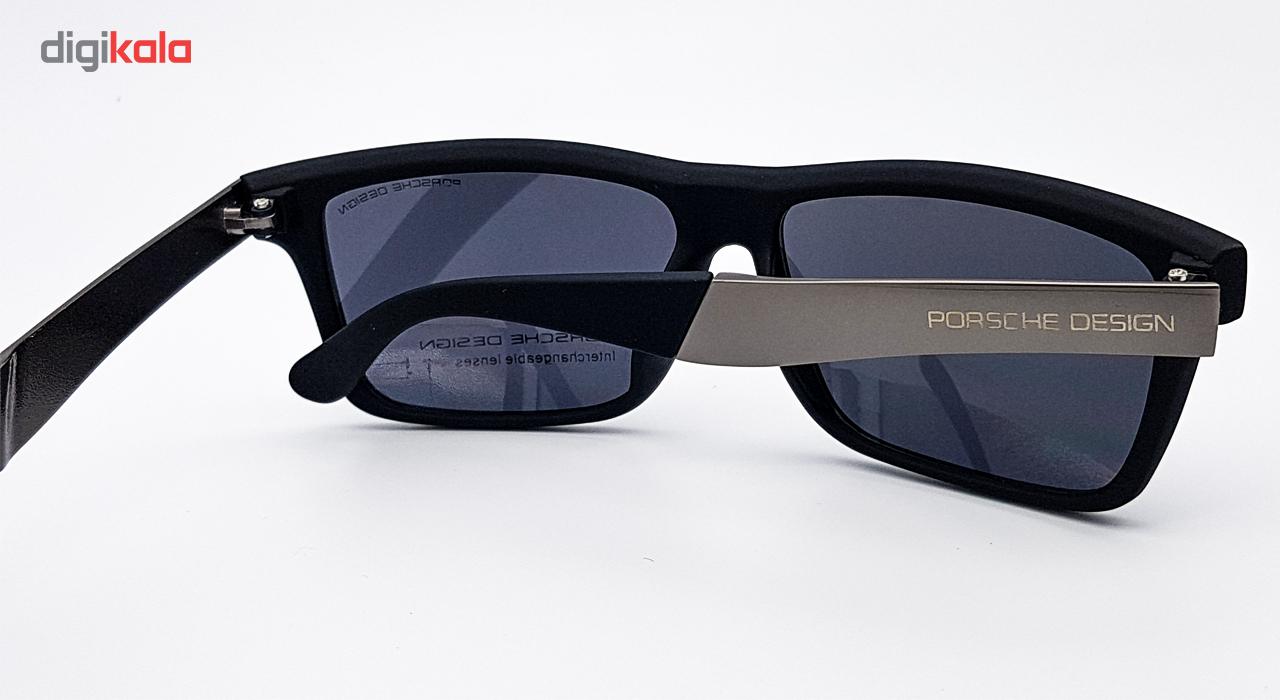 عینک آفتابی پورش دیزاین کد Q210