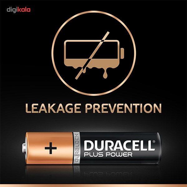باتری نیم قلمی دوراسل مدل Plus Power Duralock بسته 2 عددی main 1 3