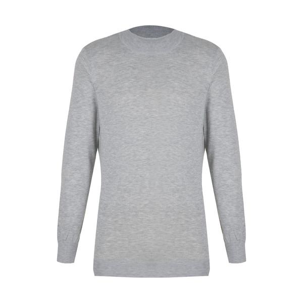 پلیور مردانه ال سی من مدل 09915821-Gray