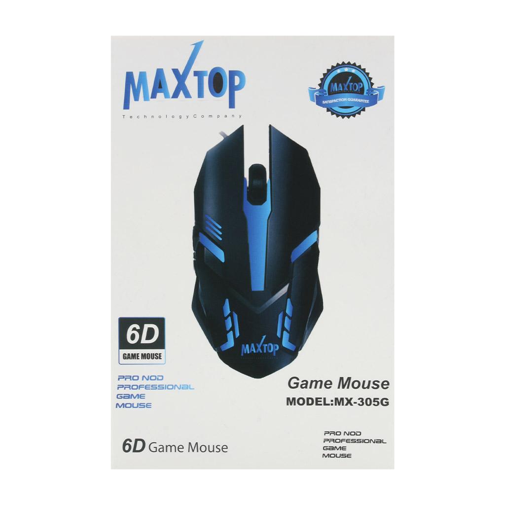 ماوس مخصوص بازی مدل MX-305G                     غیر اصل