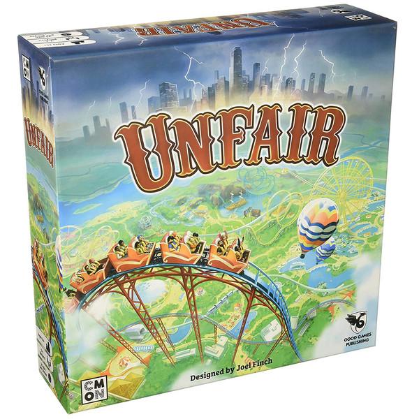بازی فکری سی مون مدل Unfair