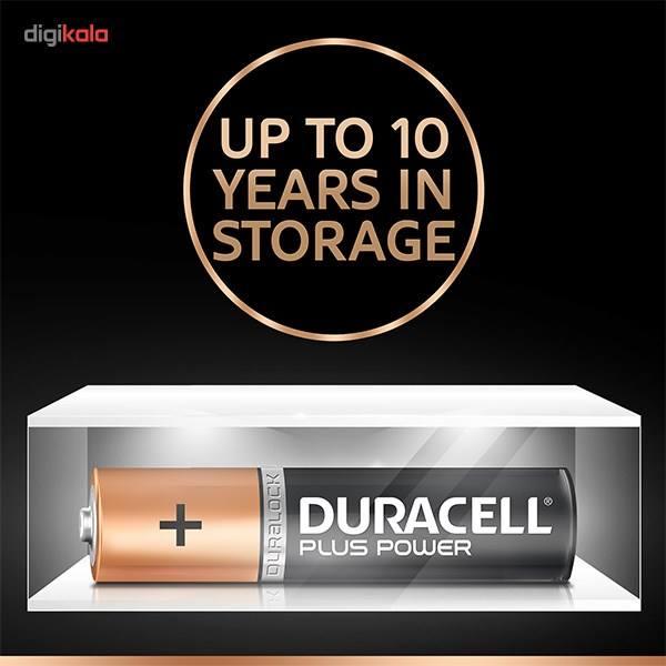 باتری نیم قلمی دوراسل مدل Plus Power Duralock بسته 2 عددی main 1 4