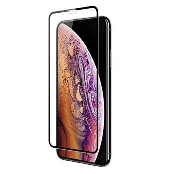 محافظ صفحه نمایش شیشه ای مدل 3D مناسب برای گوشی موبایل اپل iPhone Xs/X