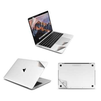 محافظ صفحه نمایش جی سی پال مدل MacGuard 3 in 1 مناسب برای مک بوک 12 اینچی بسته 3 عددی
