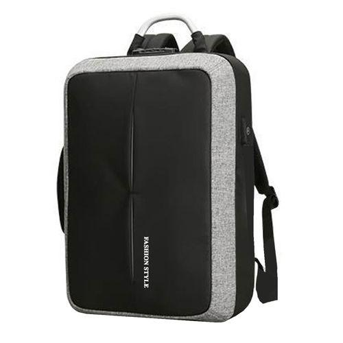 کوله پشتی لپ تاپ مدل T16 مناسب برای لپ تاپ 15.6 اینچی