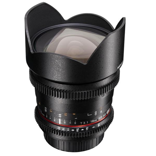 لنز سامیانگ  10mm T3.1 ED AS NCS CS VDSLR Canon