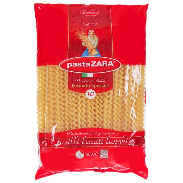 پاستا پاستا زارا مدل Fusilli Bucati Lunghi مقدار 500 گرم
