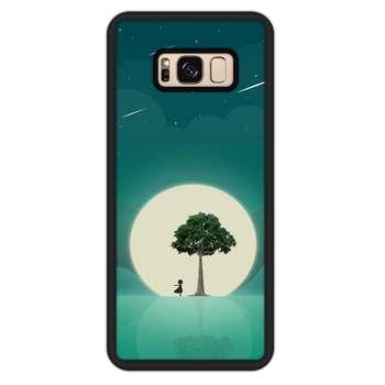کاور مدل AS8P0256 مناسب برای گوشی موبایل سامسونگ Galaxy S8 plus