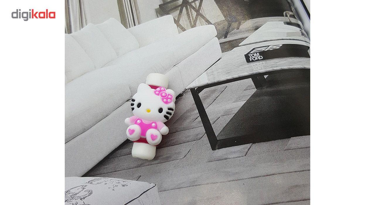 محافظ کابل شارژ مدل Hello Kitty A2 main 1 2
