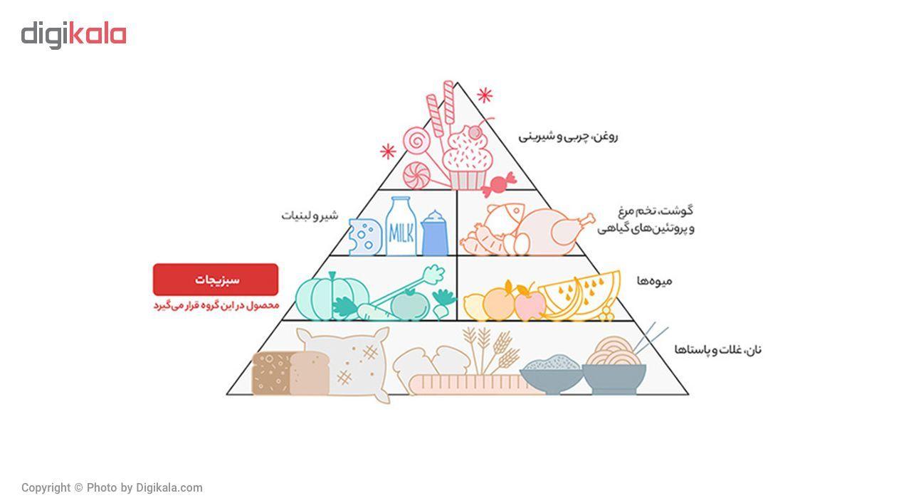 کنسرو خوراک بادمجان اصالت - 380 گرم main 1 7