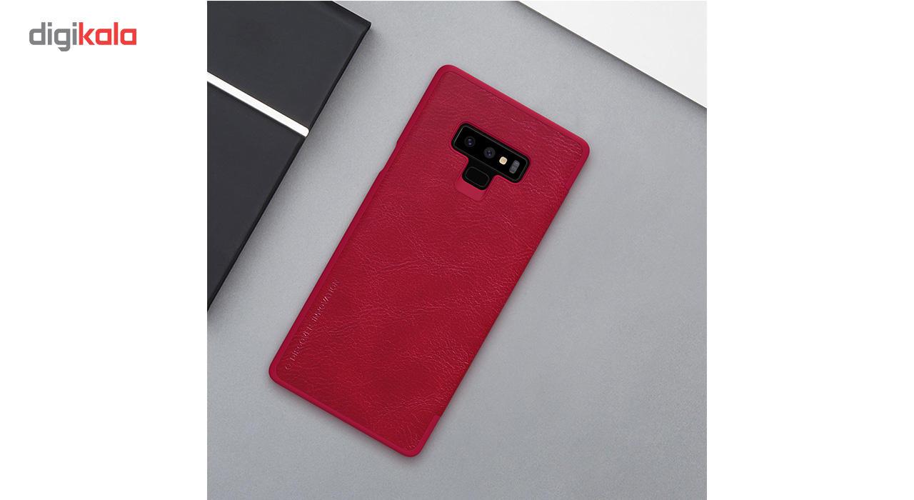کیف کلاسوری نیلکین مدل Qin مناسب برای گوشی موبایل سامسونگ Galaxy Note 9 main 1 5