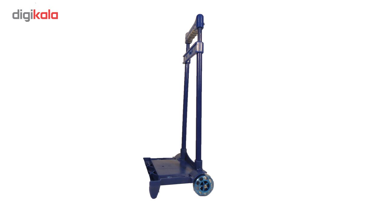قیمت خرید چرخ کوله پشتی مهدکودکی مدل T2 اورجینال