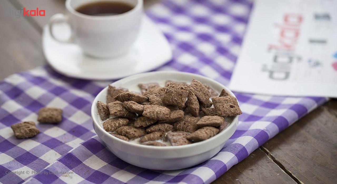 غلات صبحانه بالشتی با مغزی شکلات کروسلی مقدار 275 گرم