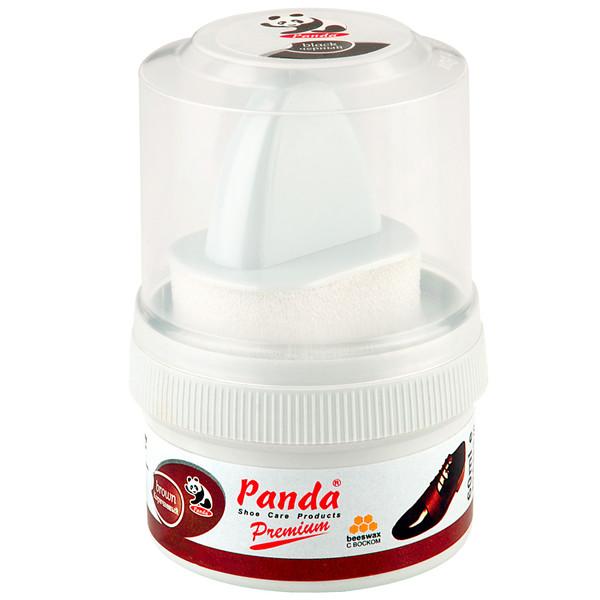واکس کفش پاندا کد 16