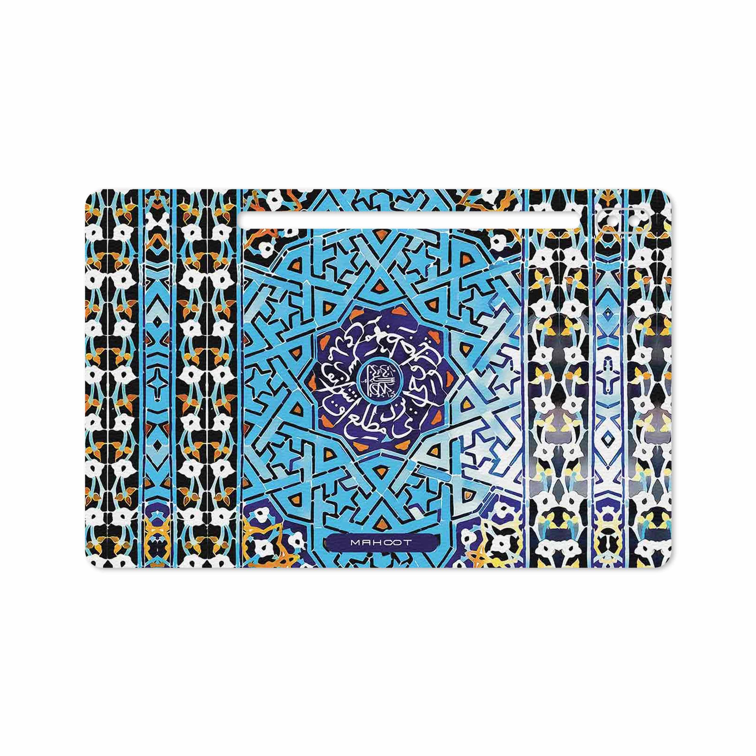 بررسی و خرید [با تخفیف]                                     برچسب پوششی ماهوت مدل Iran-Tile7 مناسب برای تبلت سامسونگ Galaxy Tab S6 2019 SM-T865                             اورجینال
