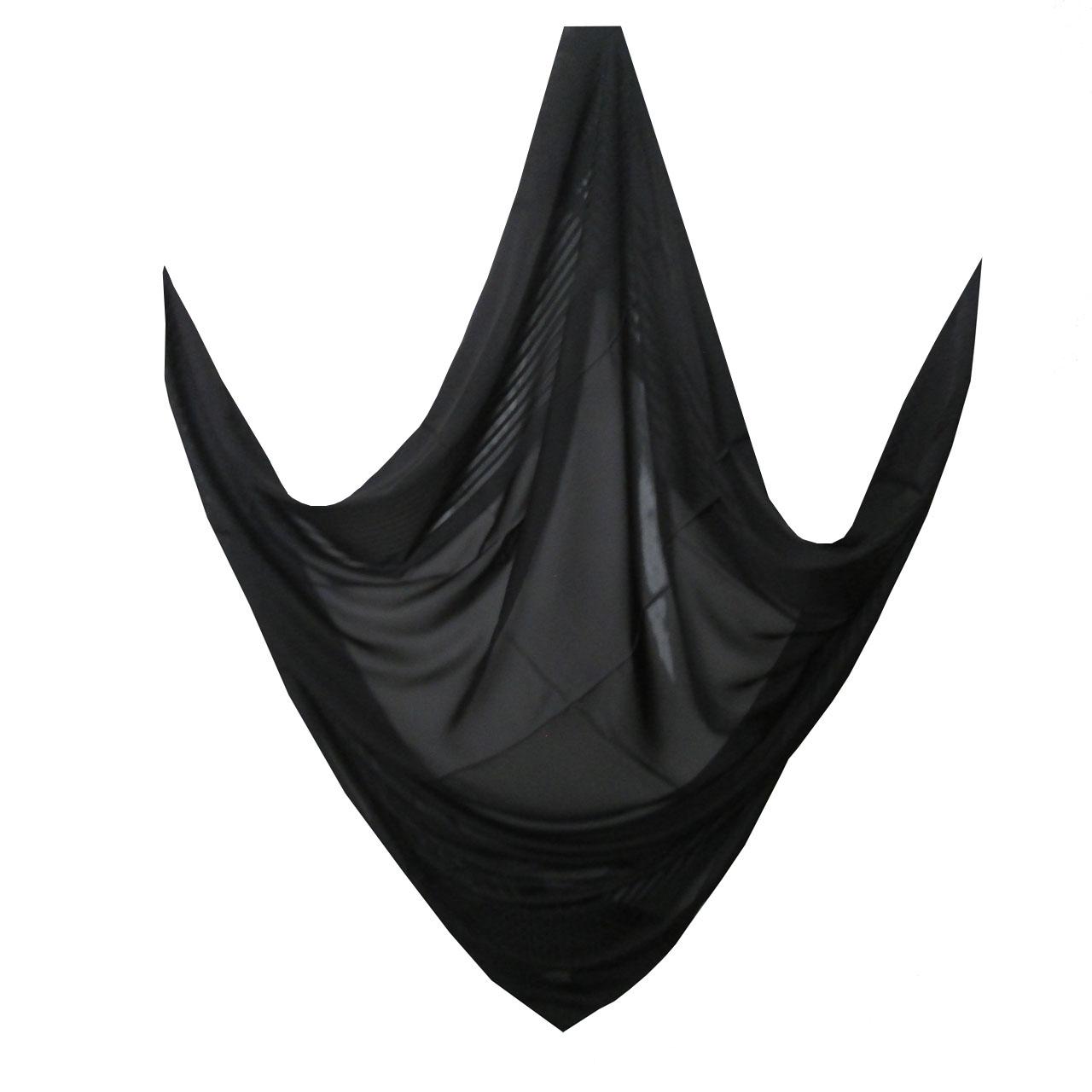 روسری توتو طرح حاشیهدار