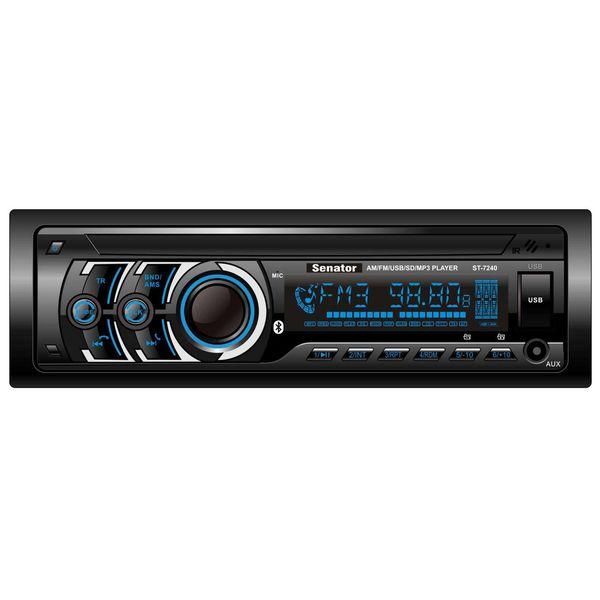 پخش کننده خودرو سناتور مدل ST-7240 | Senator ST-2740 Car Audio