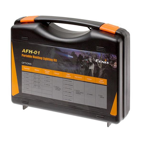 کیس حمل چراغ قوه و ابزار فنیکس مدل AFH-01