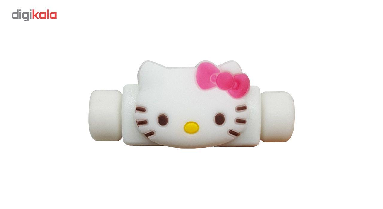 محافظ کابل شارژ مدل Hello Kitty A3 main 1 1