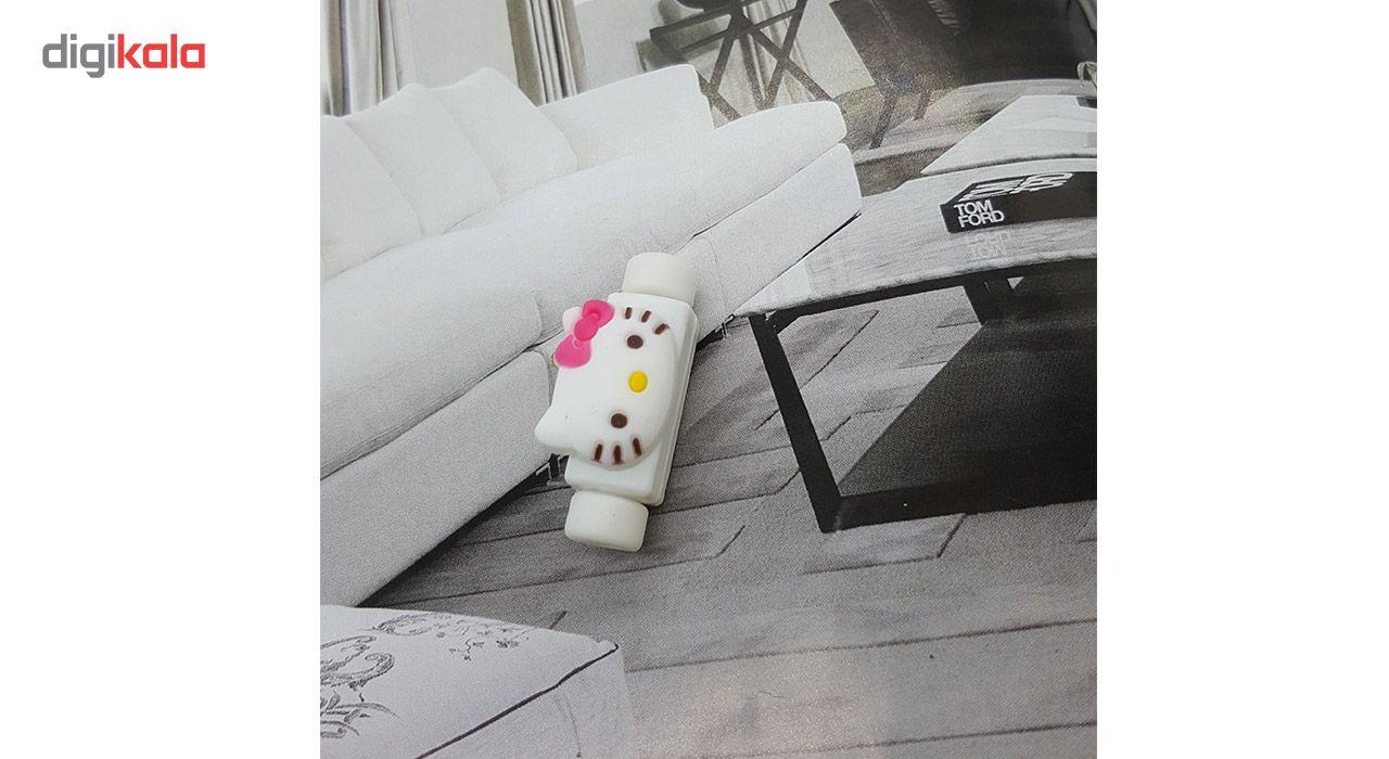 محافظ کابل شارژ مدل Hello Kitty A3 main 1 2