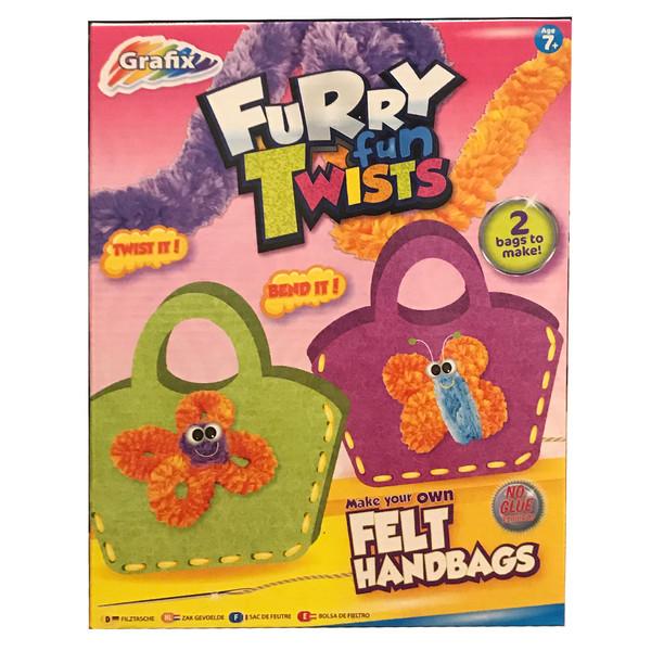 بازی آموزشی گرافیکس مدل Felt Handbags