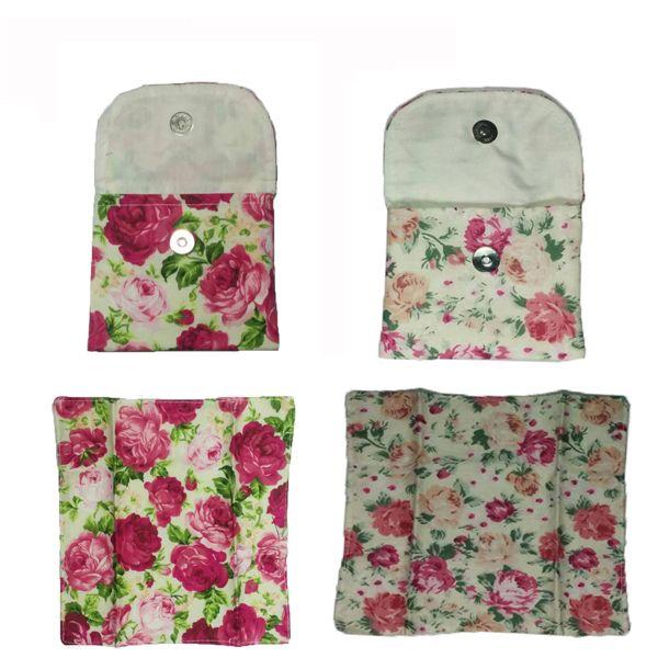 جانماز با کیف همراه بسته 2 عددی طرح ملائک  
