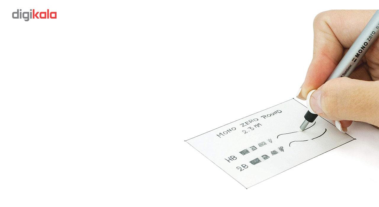 پاک کن مکانیکی تومبو مدل EHKUR04 به همراه یک عدد یدک پاک کن مکانیکی مدل ERKUR main 1 5