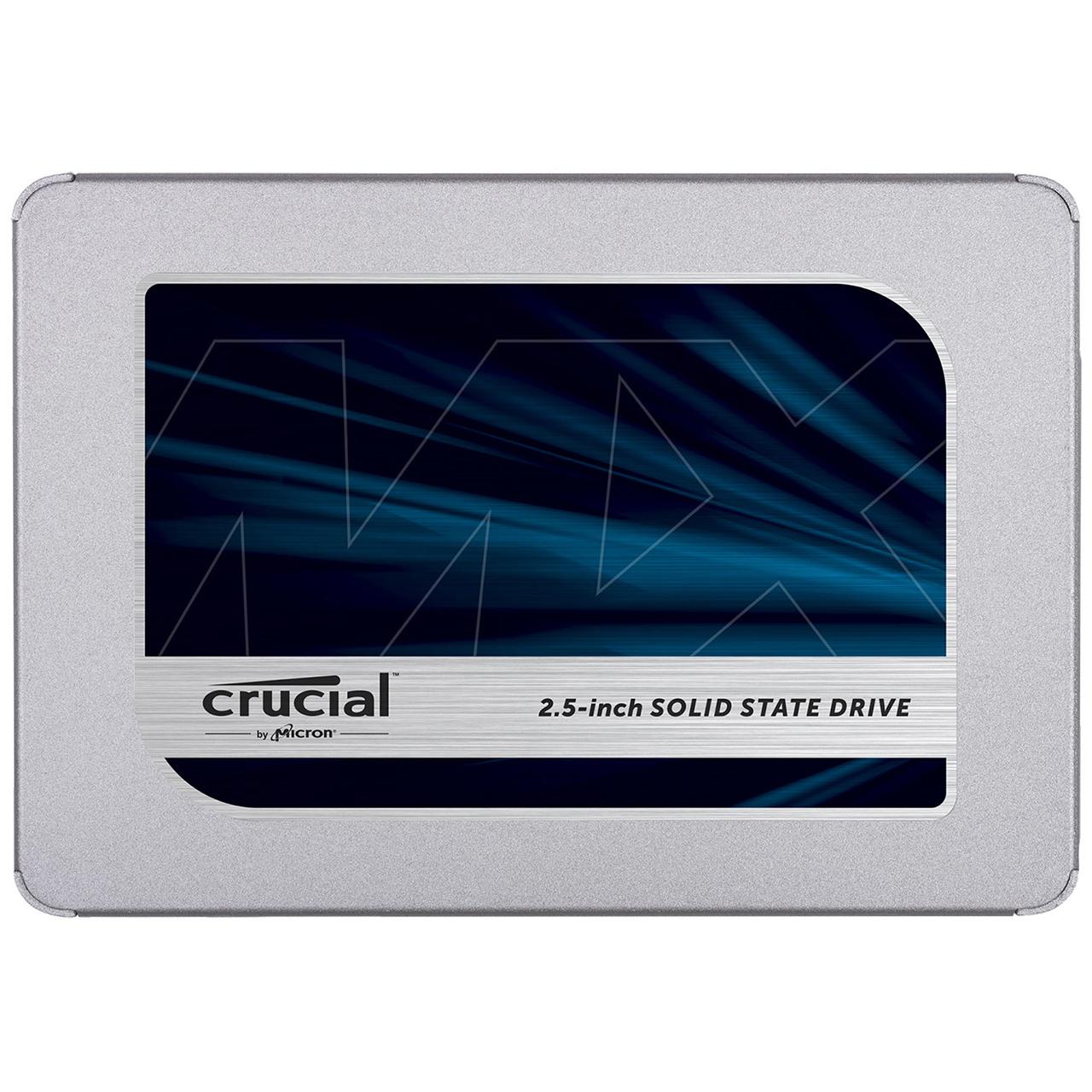 اس اس دی اینترنال کروشیال مدل MX500 ظرفیت 500 گیگابایت