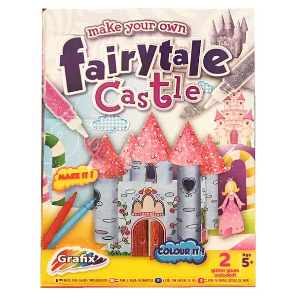 بازی آموزشی گرافیکس مدل Fairy Castle