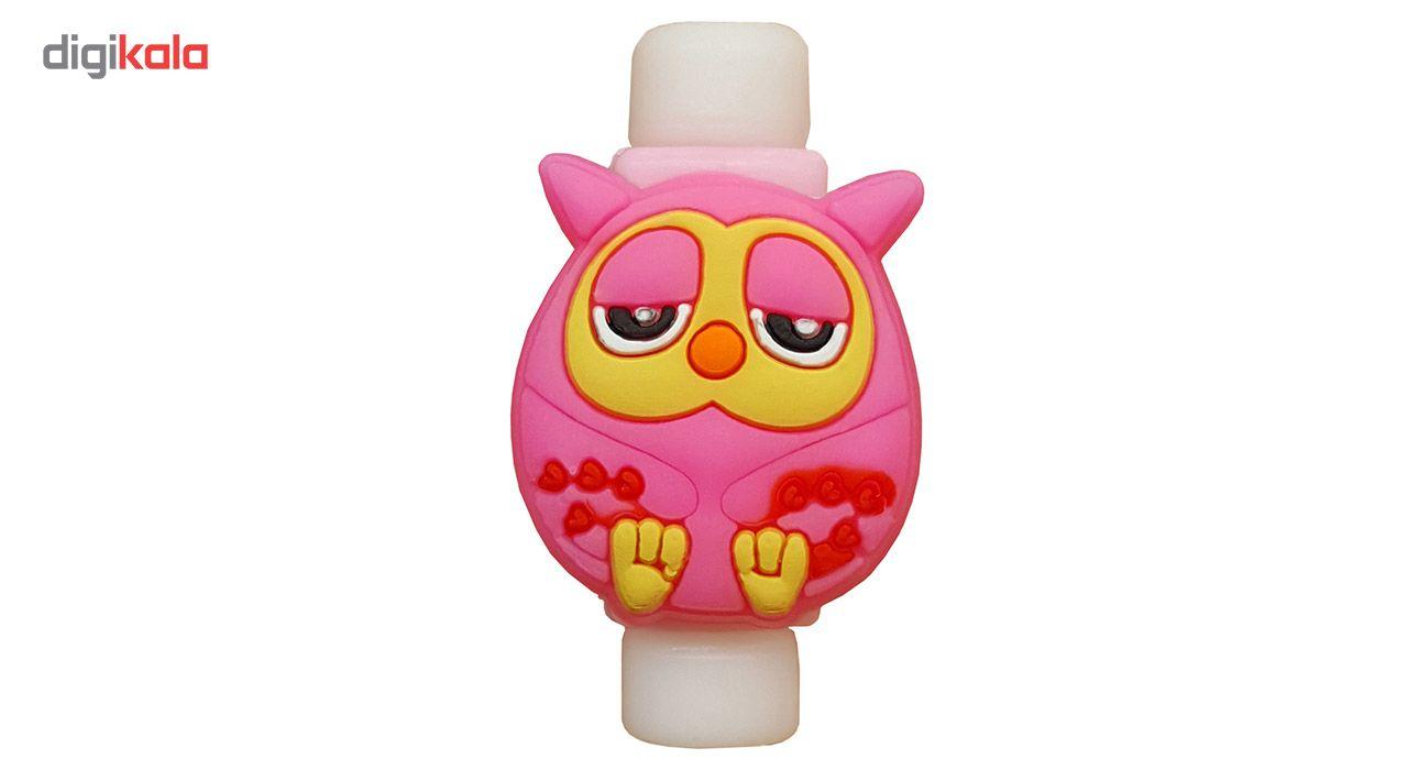 محافظ کابل شارژ مدل Owl  main 1 1
