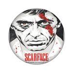 آینه جیبی مدل scarface کد 1100