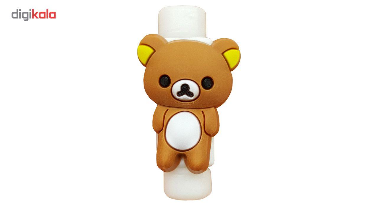 محافظ کابل شارژ مدل Bear thumb 2 1
