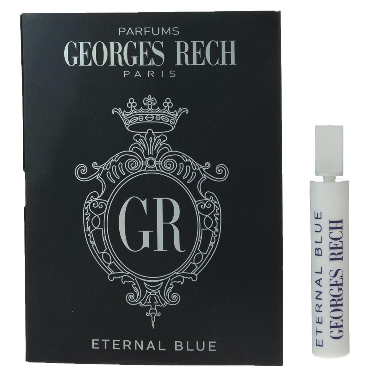 تستر ادو تویلت مردانه جورج رچ مدل Eternal Blue حجم 1 میلی لیتر