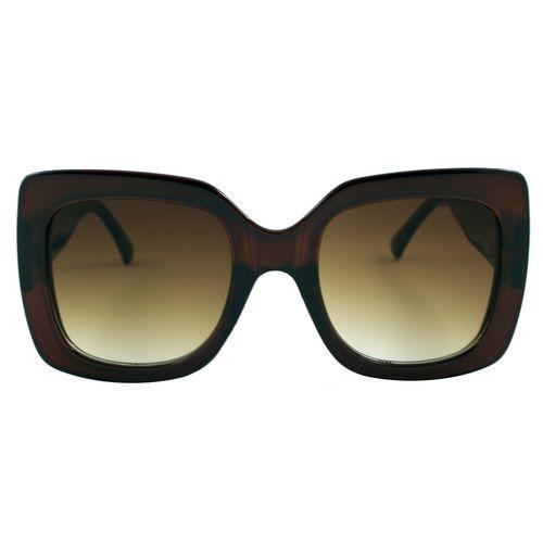 عینک آفتابی زنانه مدل Transparent Brown Bee Collection