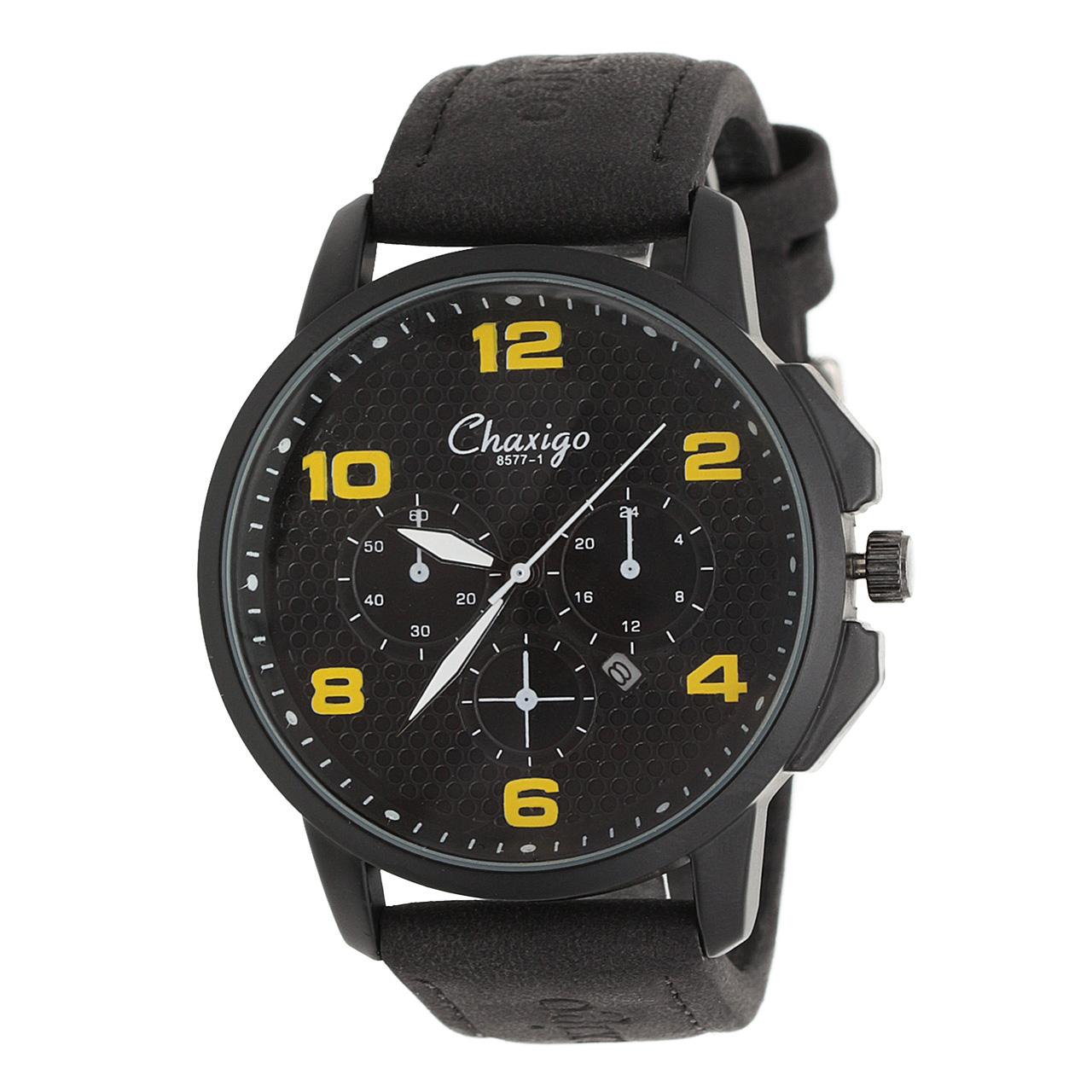 ساعت مچی عقربه ای چاکسیگو مدل CH1636 6
