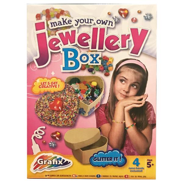 بسته آموزشی گرافیکس مدل Jewellery Box