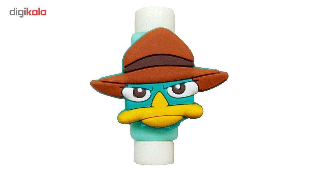 محافظ کابل شارژ مدل Duck main 1 1