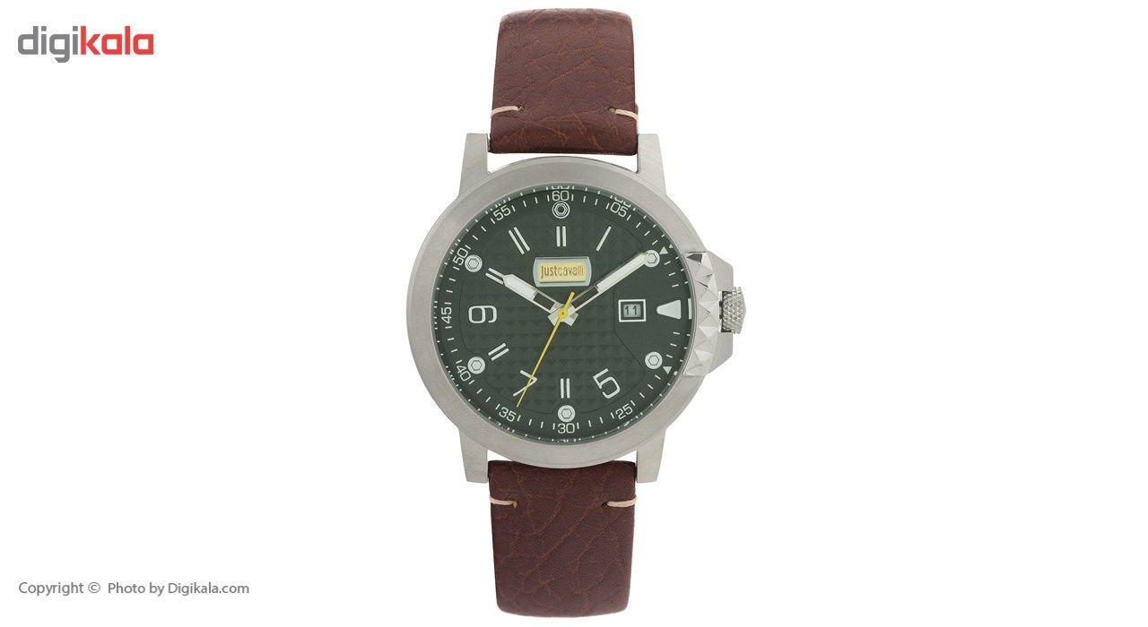 ساعت مچی عقربه ای مردانه جاست کاوالی مدل JC1G016L0035 -  - 2