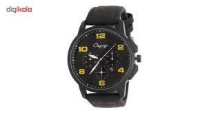 ساعت مچی عقربه ای چاکسیگو مدل CH1636
