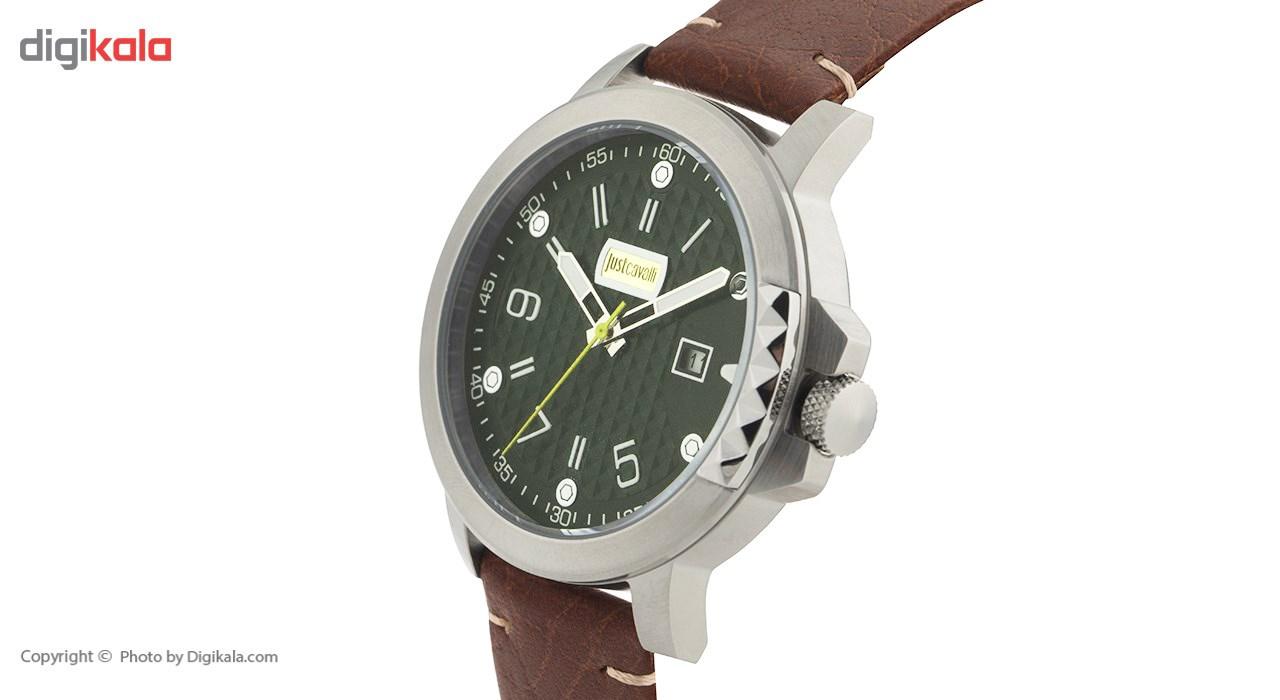 ساعت مچی عقربه ای مردانه جاست کاوالی مدل JC1G016L0035