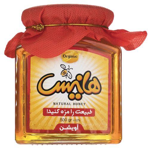 عسل آویشن هانیس مقدار 500 گرم